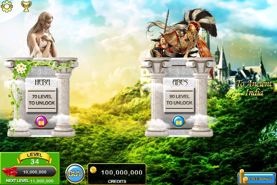 Play Free Slots Online
