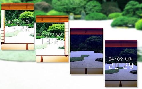 Japanese garden LiveWallpaper