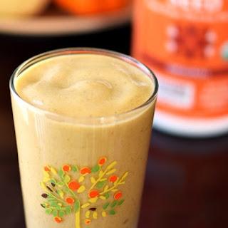 Super Pumpkin Spice Protein Shake Recipe