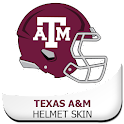 Texas A&M Helmet Skin