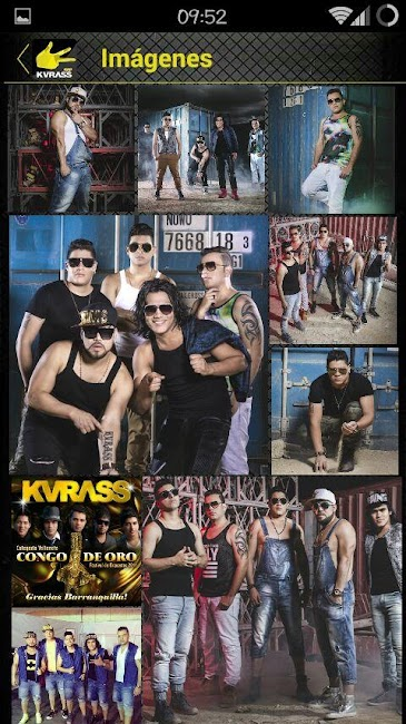 #23. Grupo Kvrass (Android)