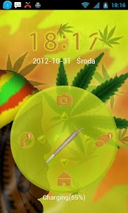 GO Locker Theme Rasta - screenshot thumbnail