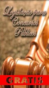 Leis para Concursos Públicos - náhled