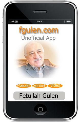 Fethullah Gulen Unofficial App - screenshot