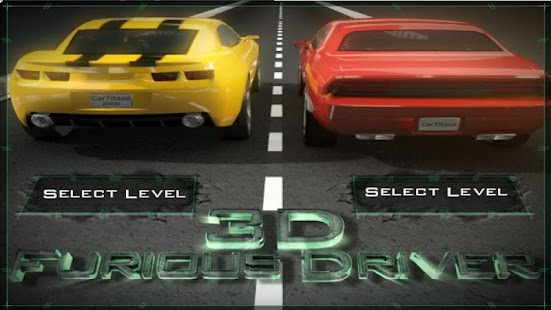 3D Furious Driver - screenshot thumbnail