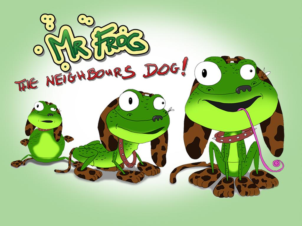 Mr Frog The Neighbours Dog - screenshot