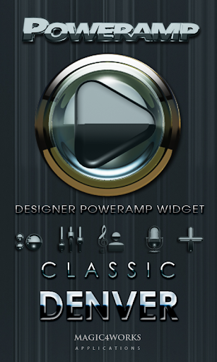 Poweramp Widget Denver