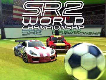 SoccerRally World Championship Screenshot 7