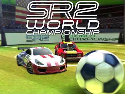 SoccerRally World Championship Screenshot 7
