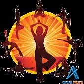 Yoga in Malayalam