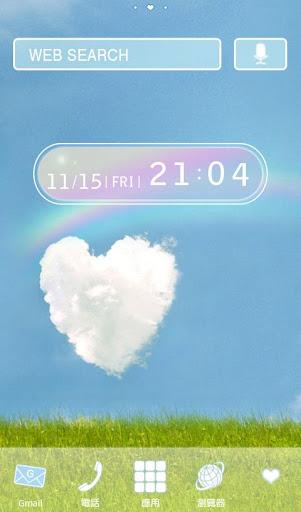 快樂彩虹 for[+]HOME