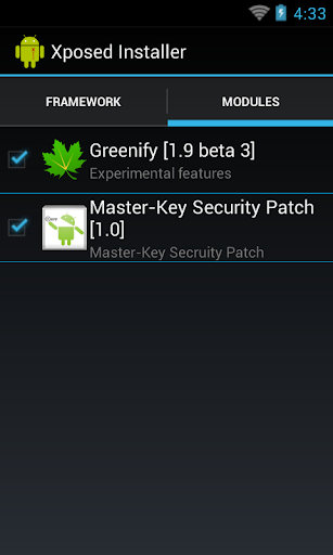 Master-Key Security Patch