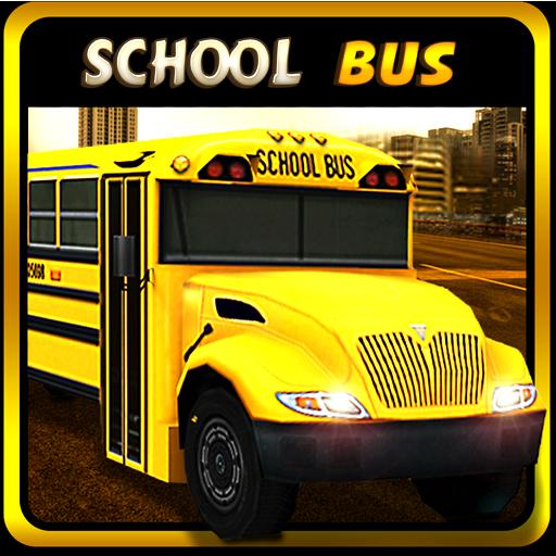 模拟の3Dスクールバスドライブシミュレータ LOGO-記事Game