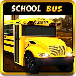 3D School Bus Drive Simulator for PC and MAC