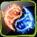 Fire Taiji in 3D (PRO) logo