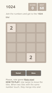 2048! - screenshot thumbnail