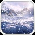 Snowfall Free Live Wallpaper icon