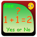 Bee yes no Math