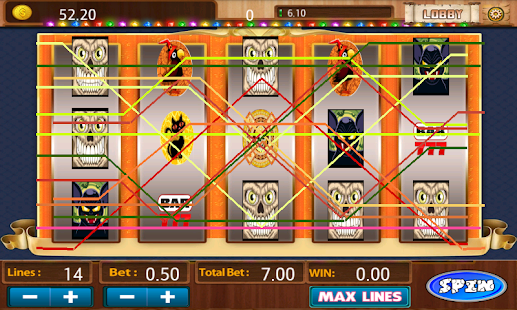 Super UP Casino Slot Machine - screenshot thumbnail