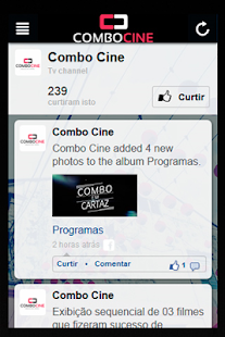 Combo Cine- screenshot thumbnail