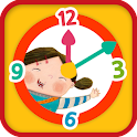 Watches for kids icon