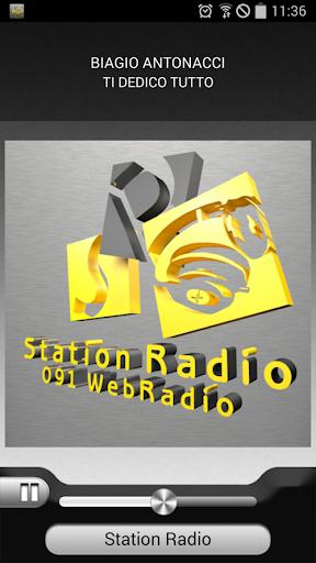 StationRadio Webradio