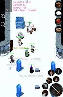 Screenshot of Forgotten Tales Online MMORPG