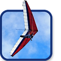 Hang Gliding icon