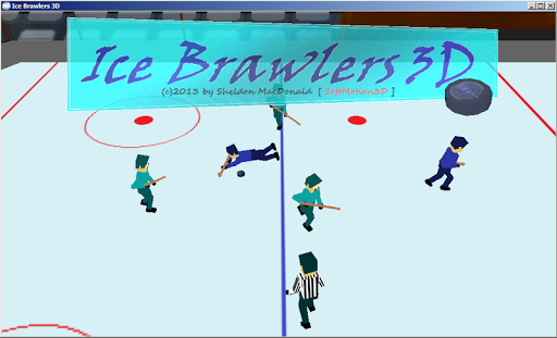 Ice Brawlers 3D