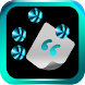 Tapatalk by Xparent - Cyan icon