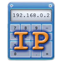 Network calculator icon