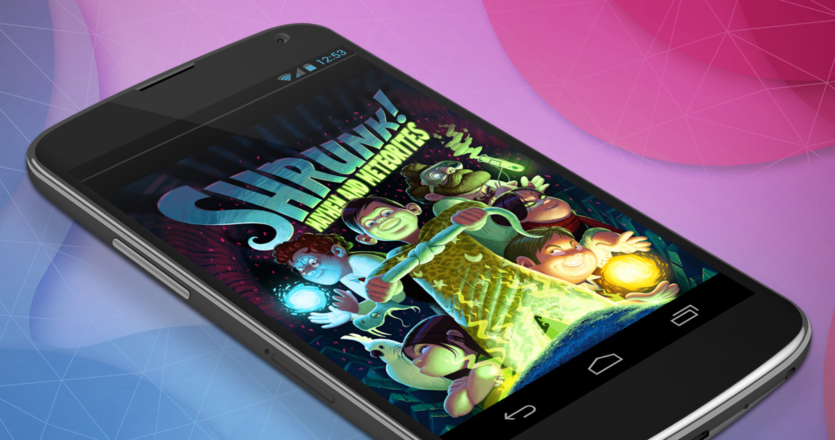 Sharpee - Behance powered - screenshot