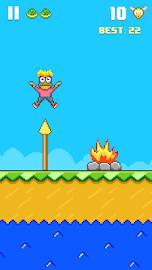Hoppy Frog Screenshot 2