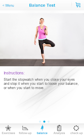 Fitness Check-up Screenshot 3