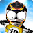 Stickman Downhill - Motocross logo