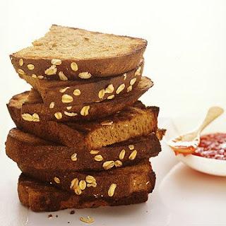 Whole-Wheat Oat Bread.