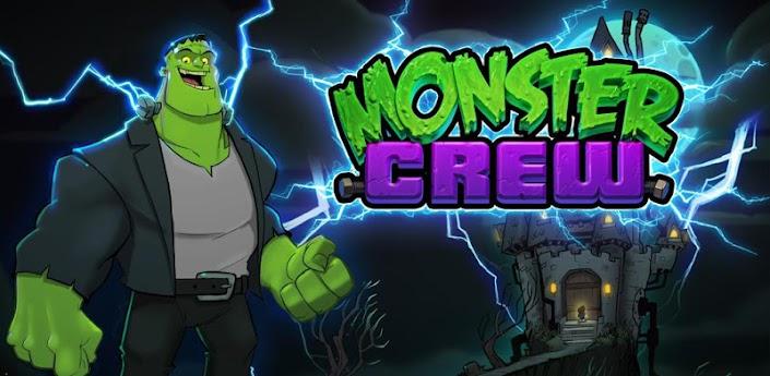 تصویر بازی Monster Crew 1.1.1