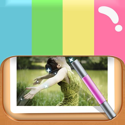 照片管理&編輯器 攝影 App LOGO-硬是要APP