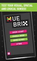 Screenshot of HUEBRIX FREE