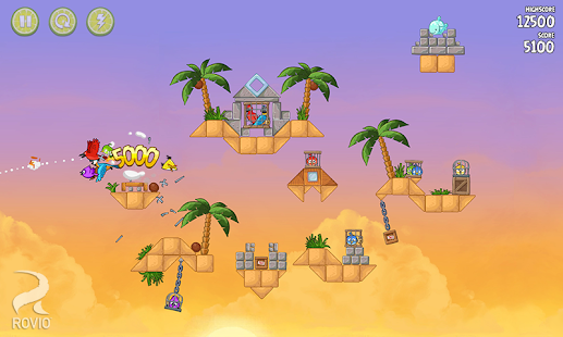 Angry Birds Rio Screenshot 24