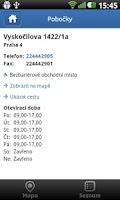 Screenshot of GE Money CZ