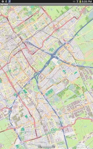 【免費旅遊App】Montreal Street Map-APP點子
