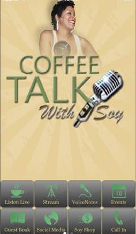 Coffee Talk With Soy- screenshot