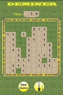 Deminer (minesweeper)- screenshot thumbnail