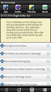 Daily Libra Horoscope 2014 - screenshot thumbnail