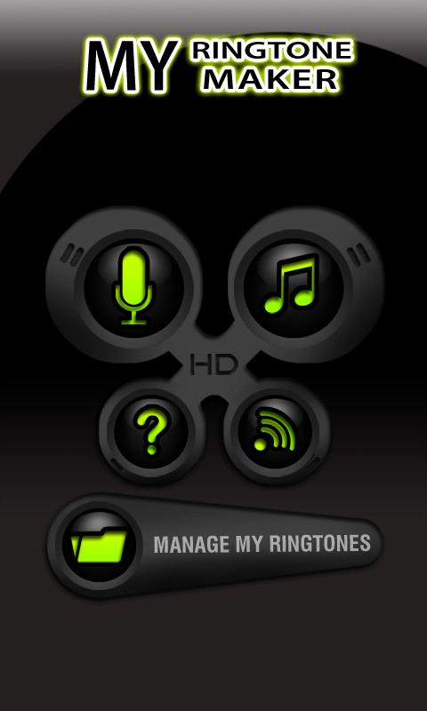 My Ringtone Maker- screenshot