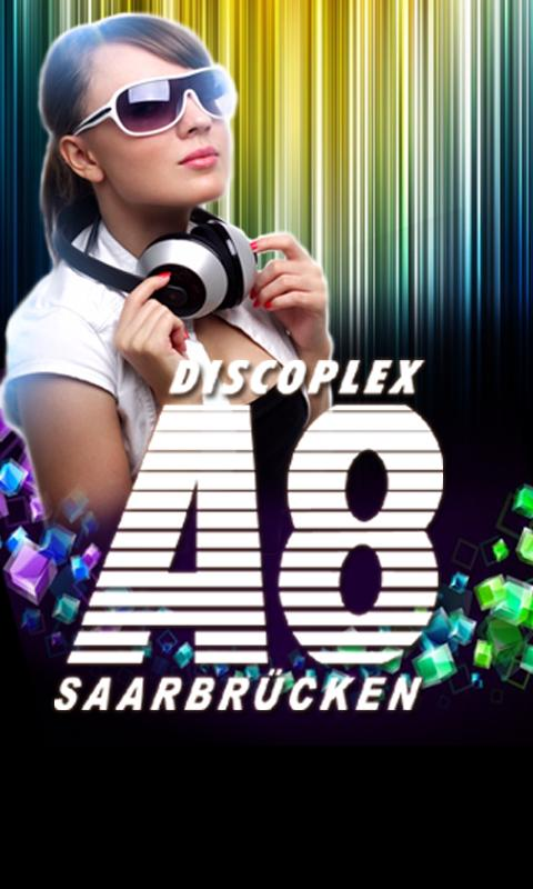 Discoplex A8 Saarbrücken - screenshot