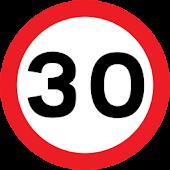 KMS Speedometer