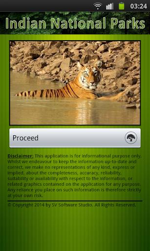 Indian National Parks