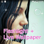 Flash Light Live Wallpaper